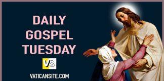 Gospel Saint Mark 3:31-35 CATHOLIC