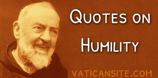Padre Pio Quotes About Humility