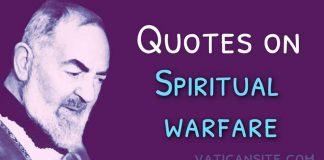 Padre Pio Quotes on Spiritual Warfare
